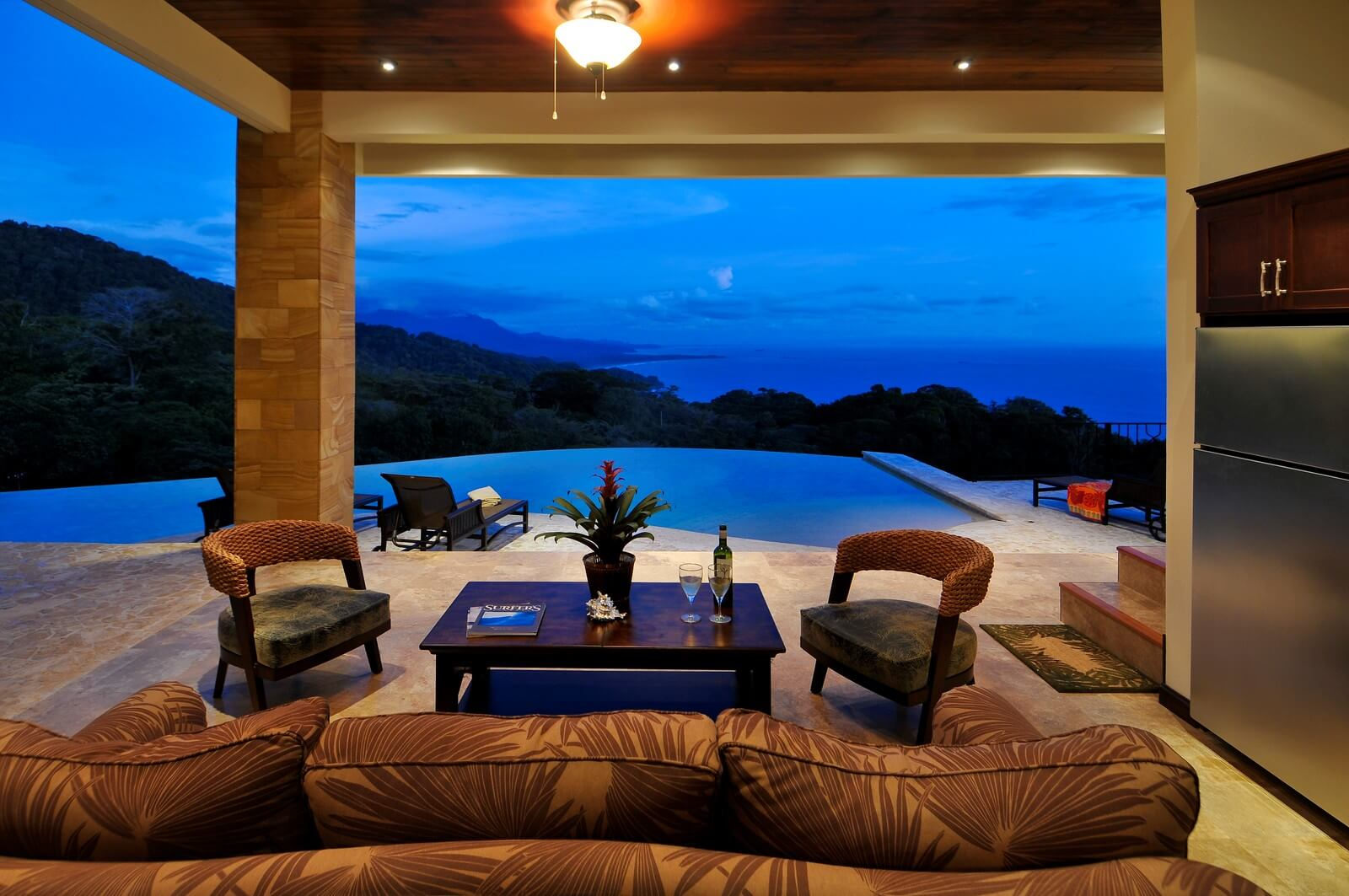 Luxury home in Costa Rica with Million Dollar Ocean View