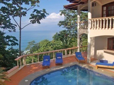 Beautiful Ocean View Home in Dominical