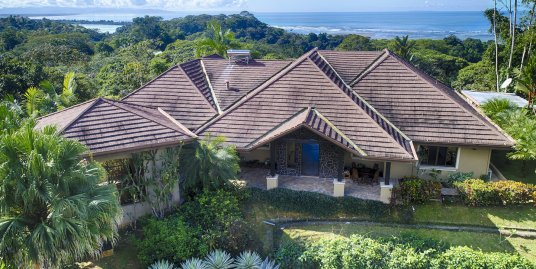 Magnificent Ocean View Home In Costa Rica Expat Hub, Ojochal